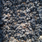 "1 ½"" Black Lava Rock"